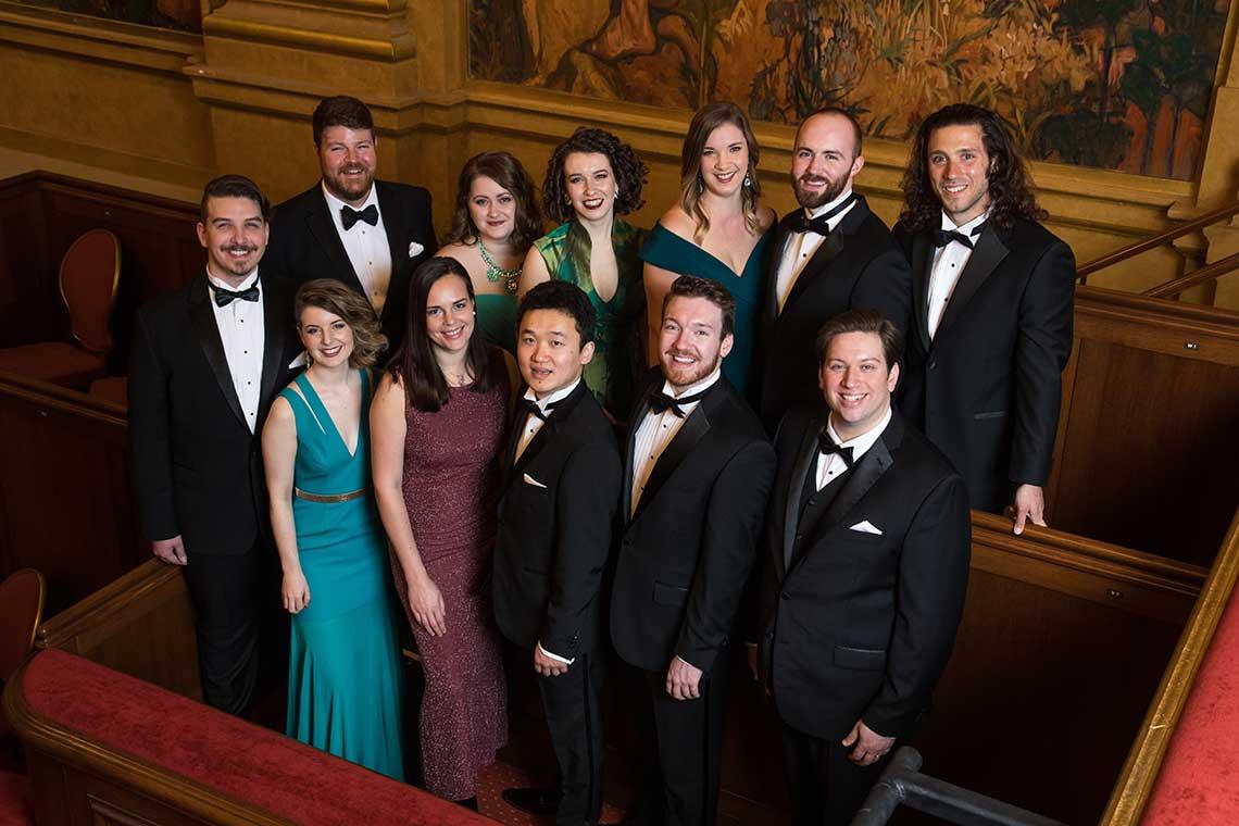 San Francisco Opera Adler Fellows