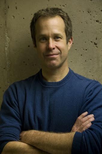 director of Flight, Brian Staufenbiel headshot