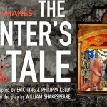 artwork for a winter's tale at Cal Shakes