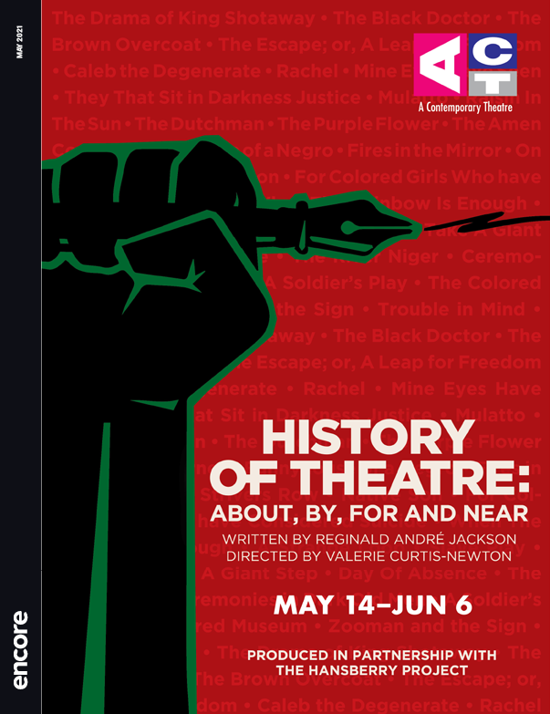 History of Theatre at ACT