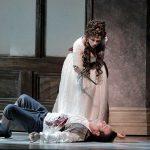 Production image of Tosca at San Francisco Opera.