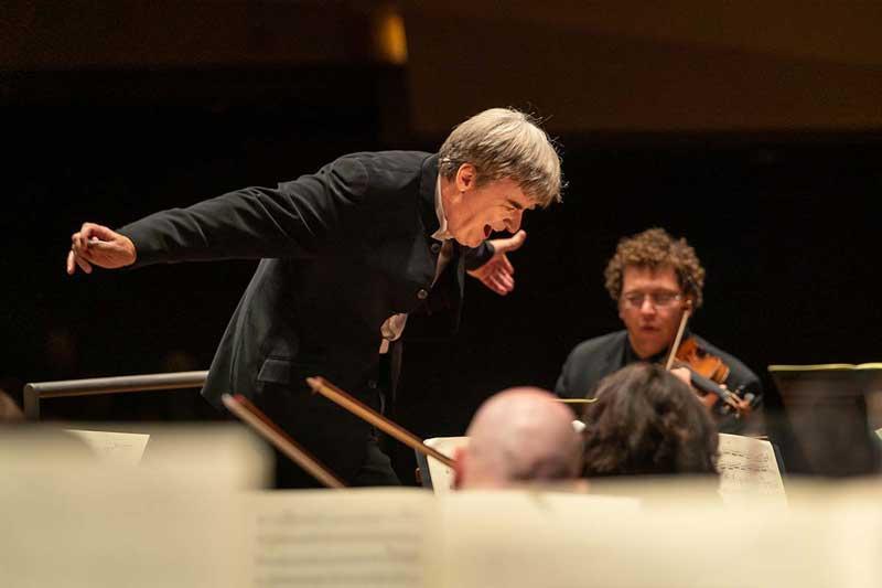 Conductor Thomas Dausgaard