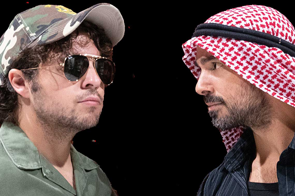 """Theatre of Possibility Brings Heart and Humanity to a Complex Global Conflict in """"Abraham's Land"""""""
