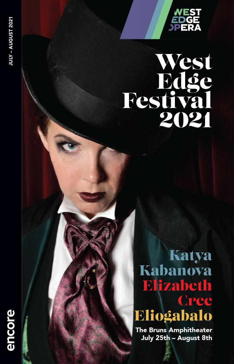 West Edge Opera Summer Festival 2021