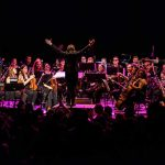 Seattle Rock Orchestra performing